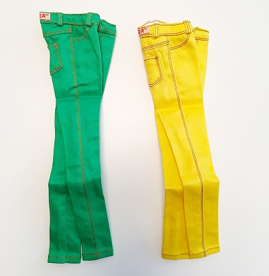 Sybarite Jeans - 2 pairs