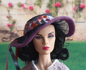 Country Girl (Hats by Gudrun)