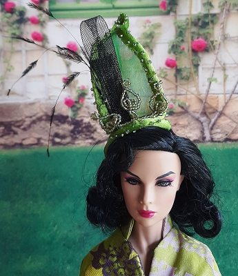 Fairy Queen (Hats by Gudrun)