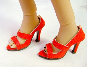 2-Strap Open Pumps (For Deanna/Dede)