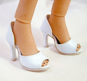 Open Toe/Side Pumps (For Dede/Deanna)