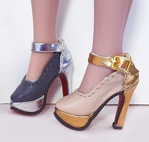 Platform Ankle Strap (For FR2)