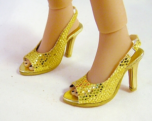 Slingbacks (For Dede/Deanna)