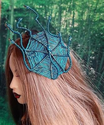 Medusa (Hats by Gudrun)