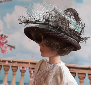 Where the Wind Blows (Hats by Gudrun)