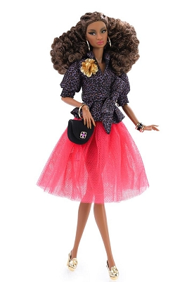 Carry On Janay Dressed Doll
