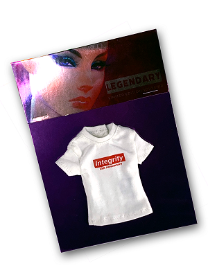 Convention T-Shirt for Doll