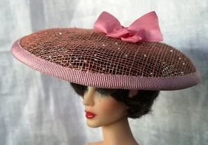 Glitter in the Air (Hats by Gudrun)
