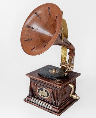 Downton Abbey Gramophone