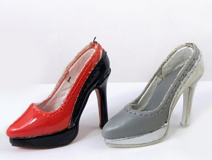 2-Tone Platform Pumps (For Ellowyne)