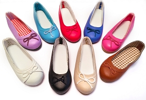 Ballerina Flats (For SD)