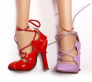 Lace Up Pumps (For Syb Gen X)