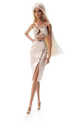 Miami Glam Kesenia Dressed Doll