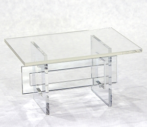Mirrored Table by Horsman (For 16
