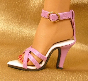 Ready to Rumba Sandals