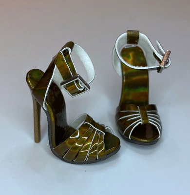 Multi-Strap Sandals (Extreme High Heel)