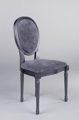 Louis XVI Armless Chair