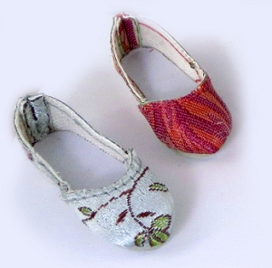 Punjab Brocade Slippers (For Tyler)
