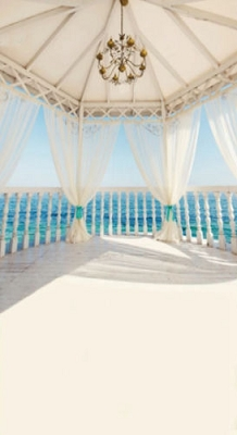 Summer Gazebo (Photo Backdrop)