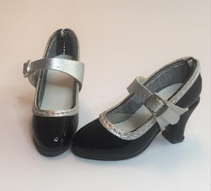 Trim Buckle Strap Pumps (For Tyler)