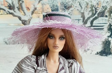 A Dream of Summer (Hats by Gudrun)