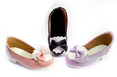Frilly Moccasins (For SD & MSD)