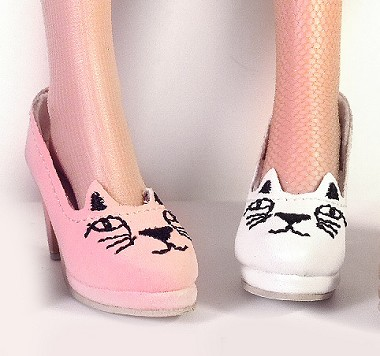 Kitten Pumps (For Ellowyne)