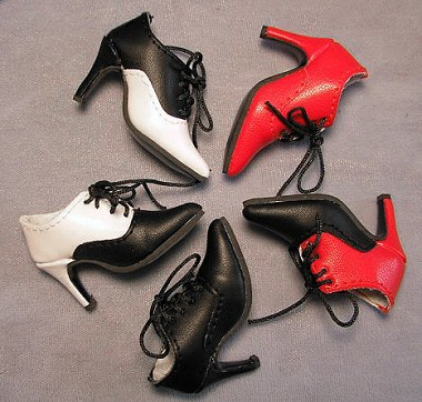 Lace-Up Shoes (For FR2)