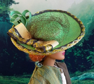 Springtides Joy (Hats by Gudrun)
