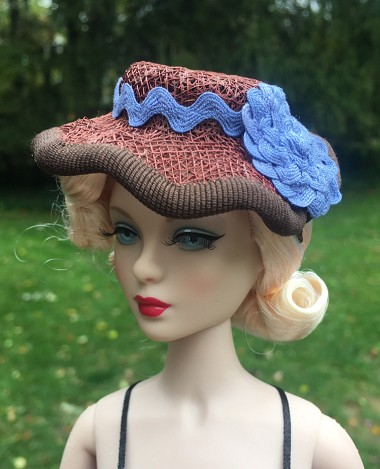 Does This Ring a Bell (Hats by Gudrun)