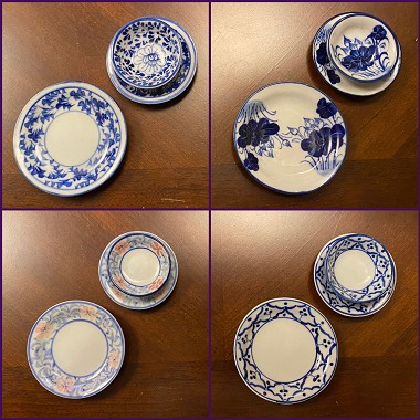 Table Setting Dishes