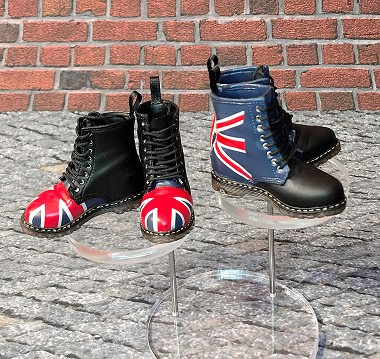 Brit Boots (for Flat Foot Tyler/Homme)