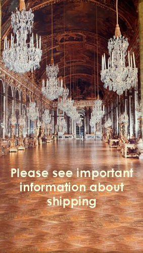 Versailles Hall of Mirrors (Photo Backdrop)